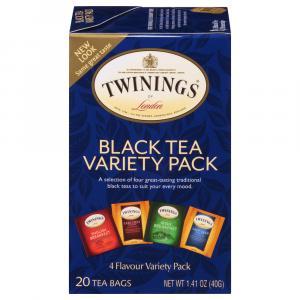 Twinings Variety Pack Tea Bags