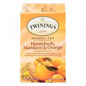 Twinings Honey Mandarin Orange Tea Bags