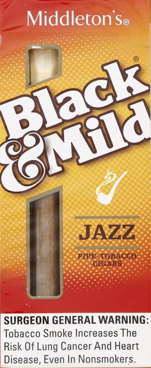 Black & Mild Jazz Pointed Tip Cigars