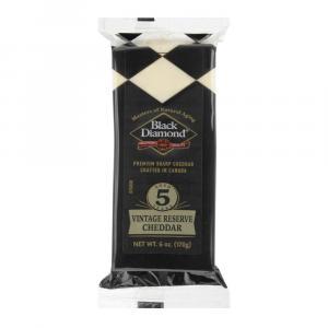 Black Diamond 5 Year Aged Extra Sharp Cheddar