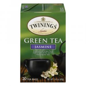 Twinings Green Tea W/jasmine Tea Bags