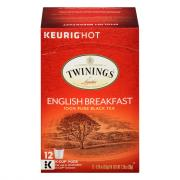 Twinings English Breakfast Tea K-Cups