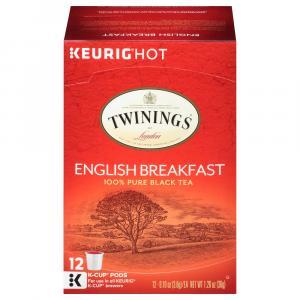 Twinings English Breakfast Tea K-Cups