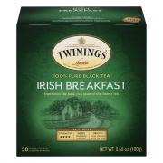 Twinings Irish Breakfast Pure Black Tea