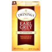 Twinings Decaf Earl Grey Tea Bags
