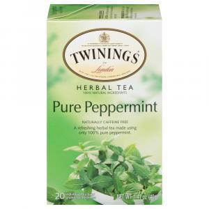 Twinings Peppermint Tea Bags