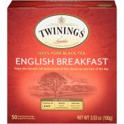 Twinings English Breakfast Tea Bags