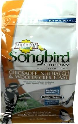 Songbird Selections Chickadee, Nuthatch, Woodpecker Feast