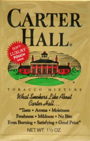 Carter Hall Pocket Tobacco