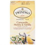 Twinings Camomile Honey and Vanilla Tea Bags