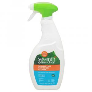 Seventh Generation Disinfecting Bathroom Cleaner Lemongrass