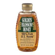 Golden Blossom Premium Pure U.S. Honey