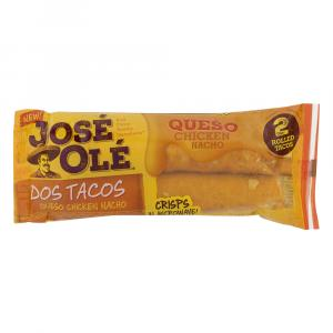 Jose Ole Dos Tacos Queso Chicken Nacho