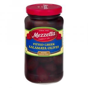 Mezzetta Pitted Greek Kalamata Olives