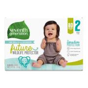 Seventh Generation Sensitive Protection Stage 2 Diapers