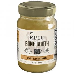 Epic Artisanal Bone Broth Homestyle Savory Chicken