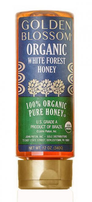 Golden Blossom Organic Pure Honey