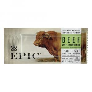 Epic Beef Apple Uncured Bacon Bar