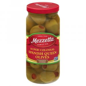 Mezzetta Spanish Colossal Queen Olives With Pimientos