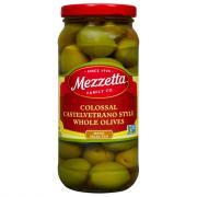 Mezzetta Whole Collosal Castelvetrano Style Olives