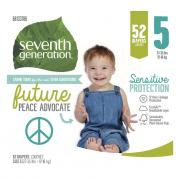 Seventh Generation Medium Stage 5 Diapers