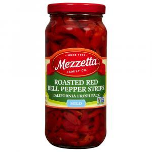 Mezzetta Deli Sliced Roasted Sweet Bell Pepper Strips