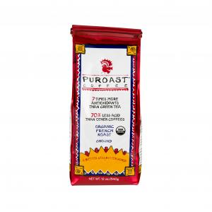 Puroast Organic French Roast Coffee