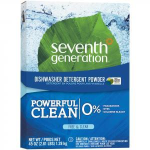 Seventh Generation Dishwasher Detergent Powder