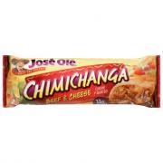 Jose Ole Shredded Beef Chimichanga