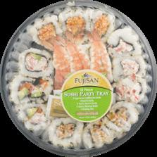 Okami Sushi Party Tray