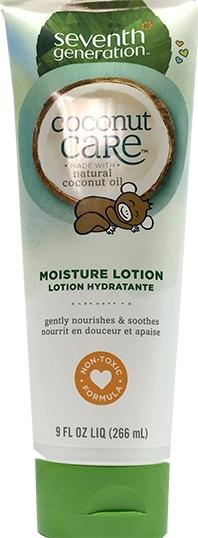 7th Generation Baby Lotion Coconut