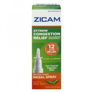 Zicam Extreme Congestion Relief