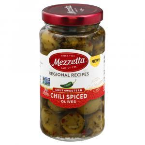 Mezzetta Southwestern Chili Spiced Olives