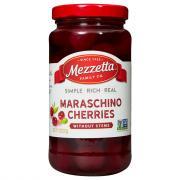 Mezzetta Maraschino Cherries without Stems
