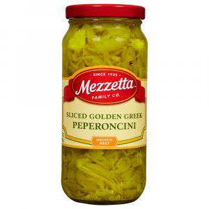 Mezzetta Deli-Sliced Golden Greek Peperoncini