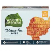 Seventh Generation Pantiliners