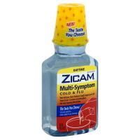 Zicam Multi-sympton Day Time Liquid