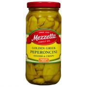 Mezzetta Imported Greek Golden Peperoncini