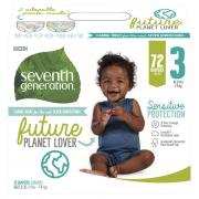 Seventh Generation Medium Stage 3 Diapers