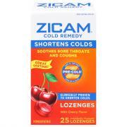 Zicam Cold Remedy Wild Cherry Flavor Lozenges