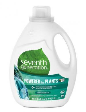 Seventh Generation Laundry Detergent Alpine Falls Scent