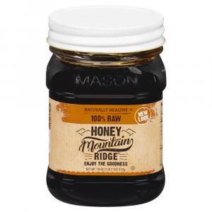 Mountain Ridge 100% Pure Raw Honey