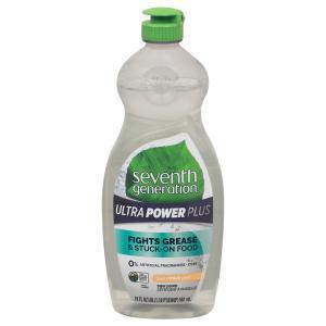 Seventh Generation Ultra Power Plus Liquid Dish Soap