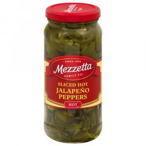 Mezzetta Deli-Sliced Hot Jalapeno Peppers