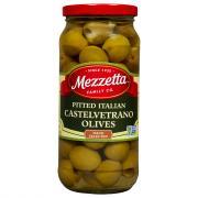 Mezzetta Pitted Castelvetrano Italian Olives