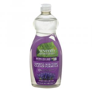 Seventh Generation Lavender & Mint Liquid Dish Soap