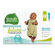 Seventh Generation Sensitive Protection Stage 1 Diapers