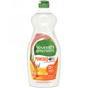 Seventh Generation Organic Lemongrass & Clementine Zest