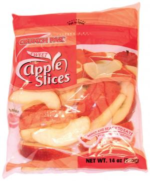 Sliced Sweet Apples