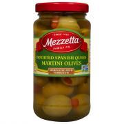 Mezzetta Spanish Queen Martini Olives